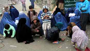 More relief assistance needed for most vulnerable Afghans