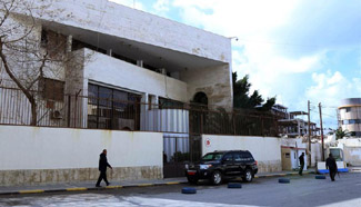 Turkey reopens embassy in Libya after two years