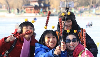 Lunar New Year holiday celebrated across China