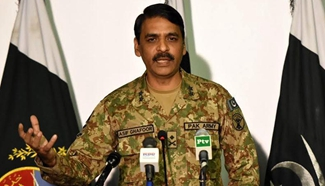 Pakistan not involved in Afghanistan's violence, says army