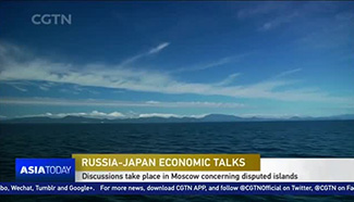 Japan and Russia to negotiate over disputed islands