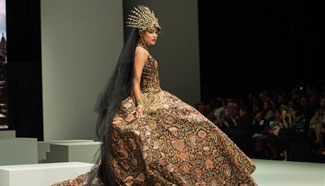 Highlights of Indonesia Fashion Week 2017