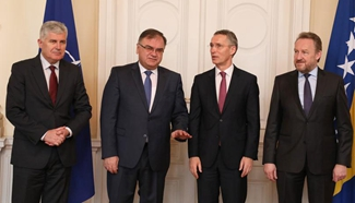 NATO stands ready to activate BiH's MAP: NATO chief