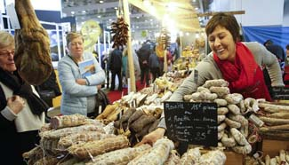 Brussels tourism fair held in Belgium