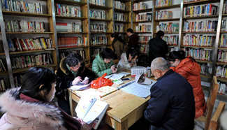 7 community libraries set up in Hebei since 2016