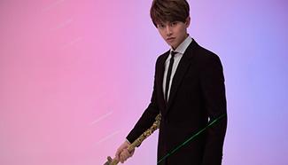 Ren Jialun releases fashion shots
