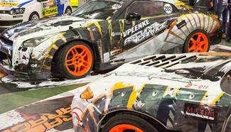 Motorsport Expo 2017 held in Russia