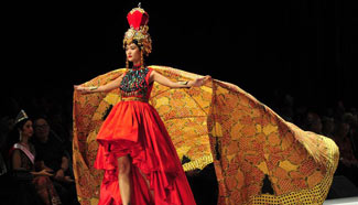 Snapshots of Indonesia Fashion Week 2017