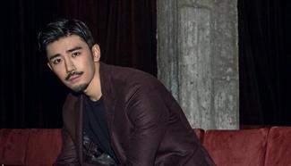 Wang Ziqian releases fashion shots