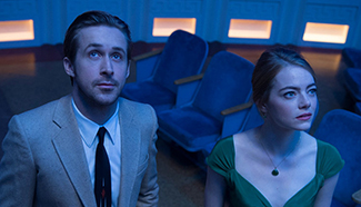 """Hollywood movie """"Lala Land"""" staged in Beijing"""