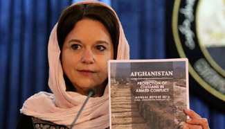 UN calls on Afghan warring sides to protect civilians as 3,498 civilians killed in 2016
