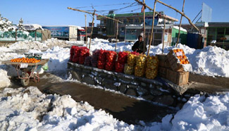 Snowfall, freezing weather claim over 100 lives in Afghanistan