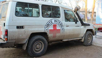 Unknown armed men abducts eight employees of ICRC in Afghanistan