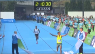 Over 10,000 overseas players participated in 2017 HK Marathon