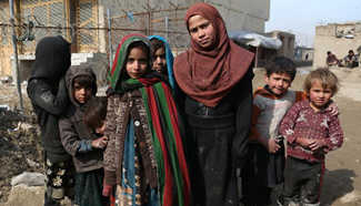 In pics: children live in militancy-plagued Afghanistan