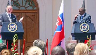 Kenya eyes increased exports to Slovakia