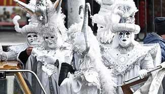 Highlights of Venice Carnival