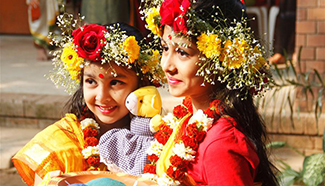 Pohela Falgun heralds arrival of spring in Bangladesh