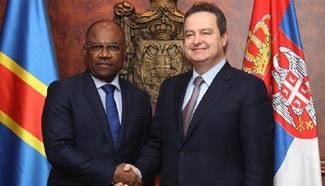 Serbia, DR Congo agree to deepen ties despite EU sanctions