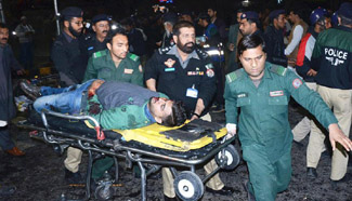 14 killed, 60 injured as suicide blast hits protestors in Pakistan's Lahore
