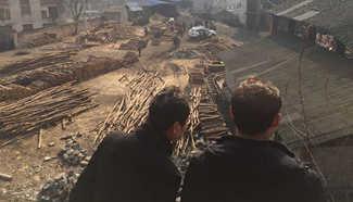 Eight dead in central China coal mine blast