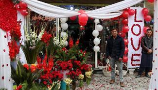Valentine's Day marked around world