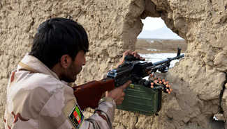 26 militants killed in Afghanistan in past 24 hrs: gov't