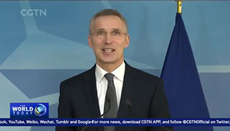 NATO chief: Member nations must increase defense spending