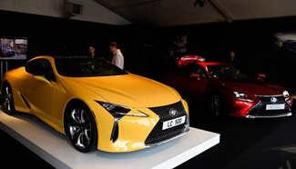 1st Monaco Int'l Auto Show kicks off