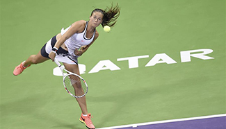 Highlights of WTA Qatar Open 2017