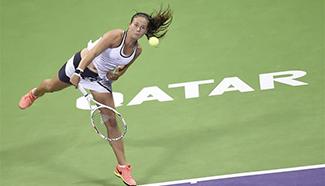 Highlights of WTA Qatar Open 2017