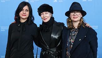Milena Canonero awarded Honorary Golden Bear in Berlinale