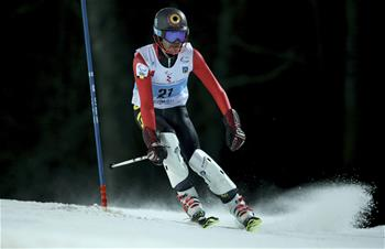 Highlights of IPC Alpine Skiing Europa Cup day 2