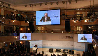 Munich Security Conference opens amid transatlantic uncertainties