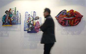 9th Affordable Art Fair held in Brussels