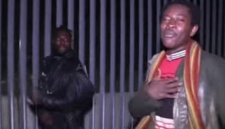 Hundreds of African migrants cross into Ceuta