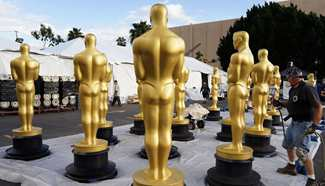 In pics: Preparations for 89th Academy Awards