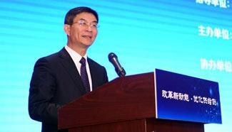 Xinhua vice president addresses forum on reform and development of Chinese enterprises