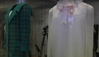 Princess Diana iconic outfits on display in London