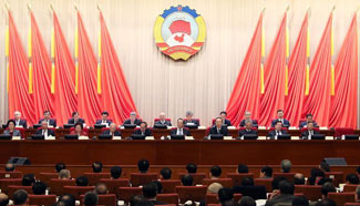 China's top political advisory body to convene annual session on  March 3