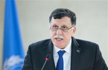 UN-backed Libyan PM attends opening of 34th HRC session in Geneva