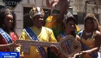 Sluggish Brazilian economy mutes carnival spirit