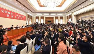 China's top political advisory body to open annual session Friday