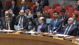 Security Council fails to adopt resolution on Syria sanctions over chemical weapons