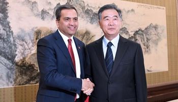 Vice premier meets chief executive officer of Yum China Holdings, Inc.