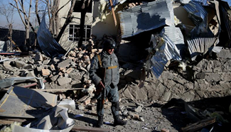 Death toll rises to 17, 119 others injured in Kabul explosions