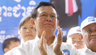 Cambodia's main opposition party elects new chief