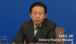 China debt-to-GDP ratio at 36.7 pct, risks under control: minister