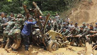 4 killed, thousands displaced as landslides, floods hit Indonesia's West Sumatra