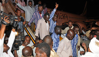 Sudan hails release of military personnel as good gesture